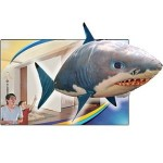 Air Swimmer Remote Control Inflatable Floating Shark