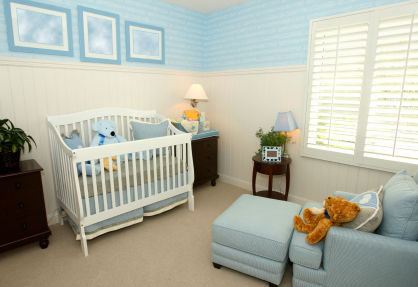 Baby nursery design tips