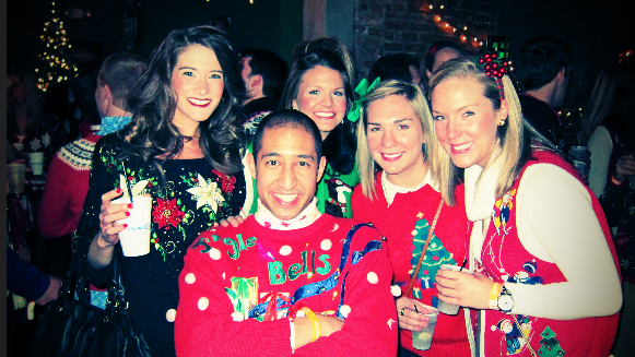 5 ugly christmas sweater party tips