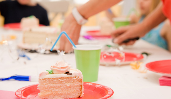 mistakes to avoid for child's birthday party