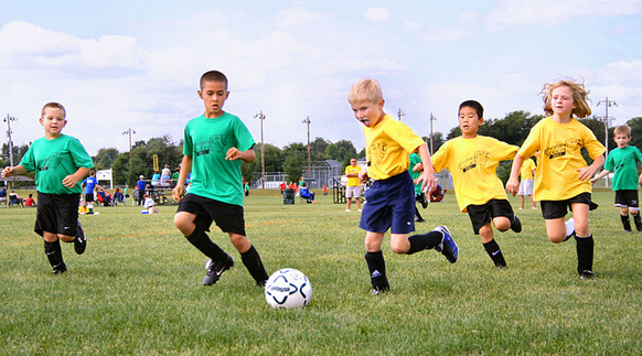 youth soccer for kids