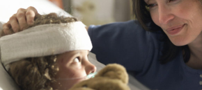 How to assess and treat head injuries in children