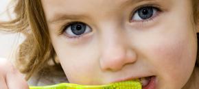 improve kids oral health